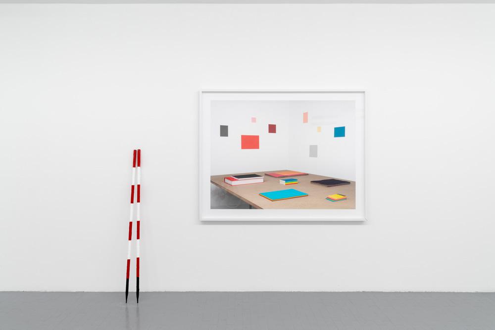 Test, 2017, impression sur papier Etching Canson 310 g., 150 x 180 cm, ed. 1/3
